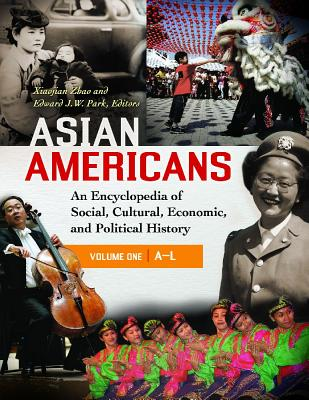 Asian Americans By Zhao, Xiaojian (EDT)/ Park, Edward (EDT)